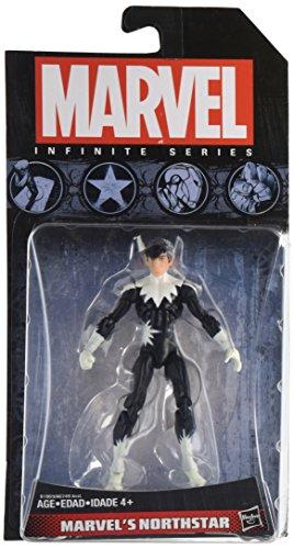 Marvel Infinite Series Northstar Action Figure