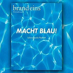 brand eins audio: Faulheit Hörbuch