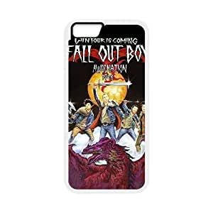 Printed Cover Protector iPhone 6 Plus 5.5 Inch Cell Phone Case White FOB Fall Out Boy Gigep Unique Design Cases