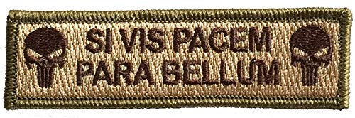 Tactical Patch - If You Want Peace, Prepare for war - Multitan