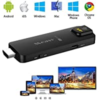 MEASY 4K WIFI display Dongle HDMI Receiver 5G WIFI Support 4K 2K Decoding Stick Support MiraCast AirPlay DLNA