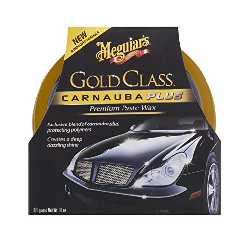Meguiars Gold Class Paste Wax Autowachs, 311g