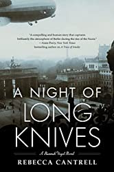 A Night of Long Knives (Hannah Vogel Book 2)