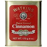 J.R. Watkins Ground Cinnamon 170g Tin