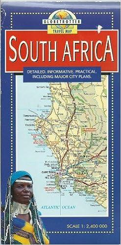 Download online South Africa (Globetrotter Travel Map) PDF, azw (Kindle)