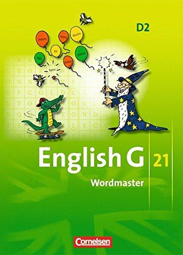 English G 21 - Ausgabe D: Band 2: 6. Schuljahr - Wordmaster: Vokabellernbuch