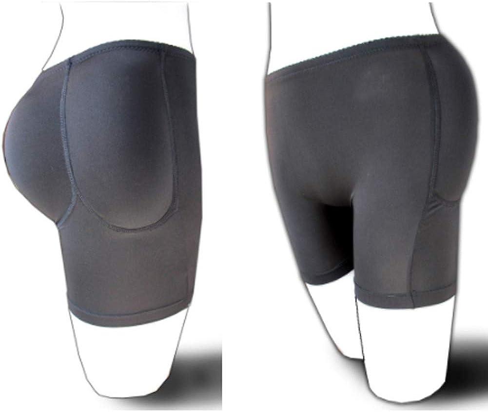 Csatai Push up H/üfte H/öschen mit Silikon Pads Nahtloser H/üftformende Hose Weibliche Hintern Taille Push-Up Po H/üft Padded H/öschen