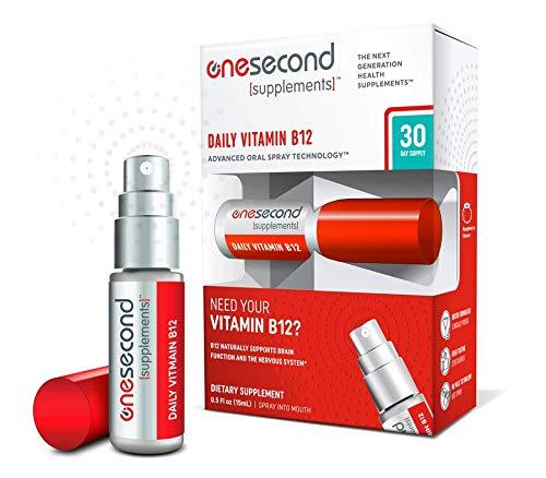Daily Vitamin B12 Spray (30-Day Supply)