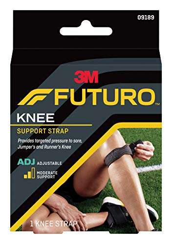Sport Knee Futuro Support - Futuro Sport Adjustable Knee Strap, Moderate Support