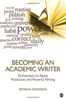 com becoming an academic writer exercises for paced  becoming an academic writer 50 exercises for paced productive and powerful writing