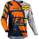 Fox Racing 2018 Youth 180 Sayak Jersey Orange XL
