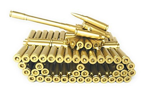 Creative Gold Bullet Shell Metal Tank-Unique New Model Bullet Shell Casing Shaped Army Tank- Great Decorative Piece Artillery Artwork Metal Model- Home Living/Study Room Decorations Gift