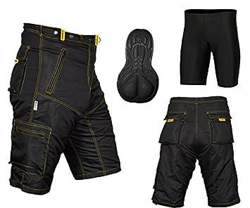 07eea8259 ProAthletica MTB Cycling Shorts