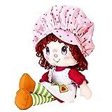 Strawberry Shortcake 35th Anniversary Soft, Retro Doll