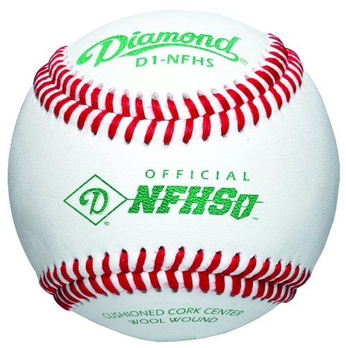 D1 Nfhs Diamond - Diamond D1-NFHS Baseball (1 dozen)