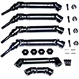 Traxxas 1 16 E-Revo * FRONT CENTER & REAR DRIVE SHAFTS & 12mm HEX WHEELS *