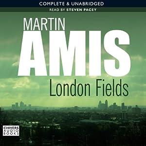 London Fields Hörbuch