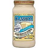 Classico Pasta Sauce, Asiago Romano Alfredo, 15 oz