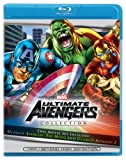ultimate avengers 1 - Ultimate Avengers Collection [Blu-ray]