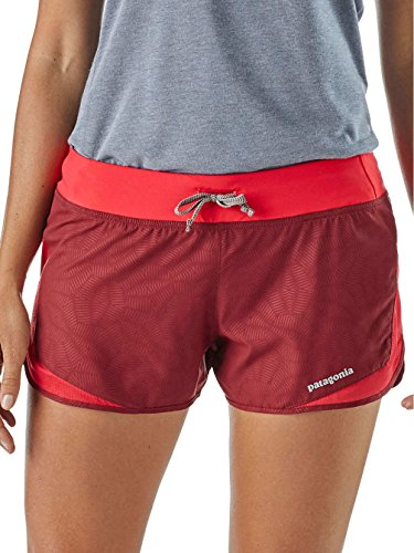 Rosso Strider 3 W' Patagonia Donna Corti nbsp;in Oxide Pantaloni Red S hexy 8pqxpdEwF