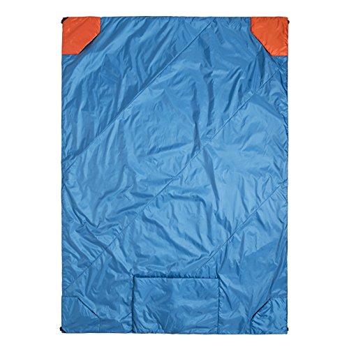 Klymit Versa Packable Camping Blanket Comforter