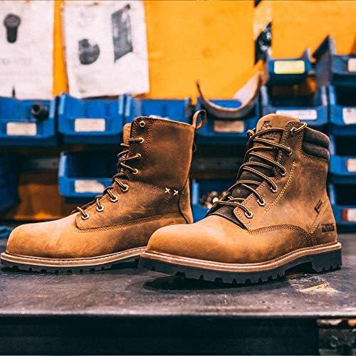 Kodiak Men S 6 Inch Mckinney Composite Toe Waterproof Industrial Boot Industrial Construction Boots Amazon Com