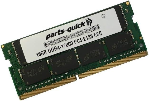 2x16GB PC4-17000 DDR4-2133 32GB Kit Memory RAM Upgrade for The Dell Precision M7710