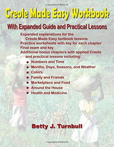 Counting Number worksheets math and money worksheets : Creole Made Easy Workbook: Betty Turnbull: 9780967993775: Amazon ...