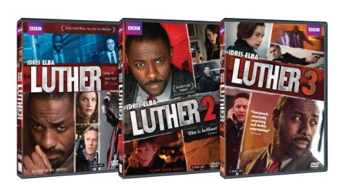 Luther Complete Series (3pack/Giftset/DVD)