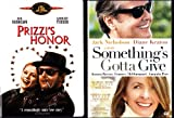 Prizzi's Honor , Something's Gotta Give : Jack Nicholson 2 Pack