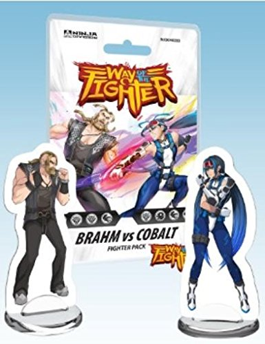 Ninja Division Games Way of The Fighter: Figther Pack Brahm ...