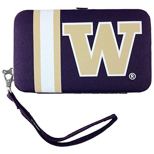 (NCAA Washington  Huskies Shell Wristlet)