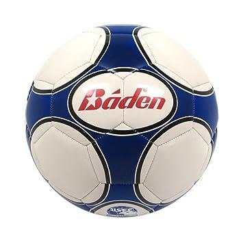 Baden tamaño 4 bajo Rebote de fútbol Sala de práctica Pelota, Azul ...