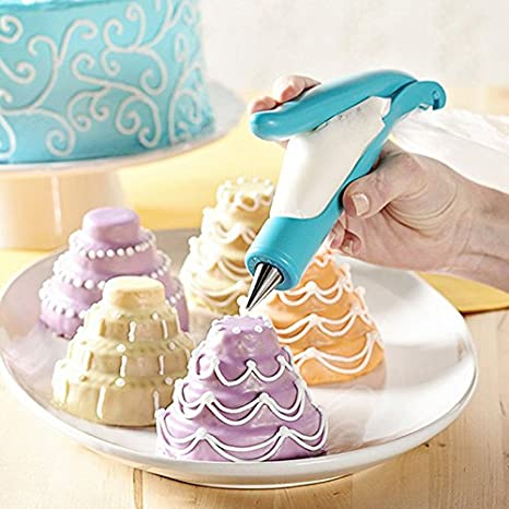 Beutel Schl/äuche Stift-Kits f/ür Vereisung mit D/üse f/ür Sugarcraft Kuchen Dekoration Zuckerguss by DURSHANI Zuckerglasur D/üsenspitzen