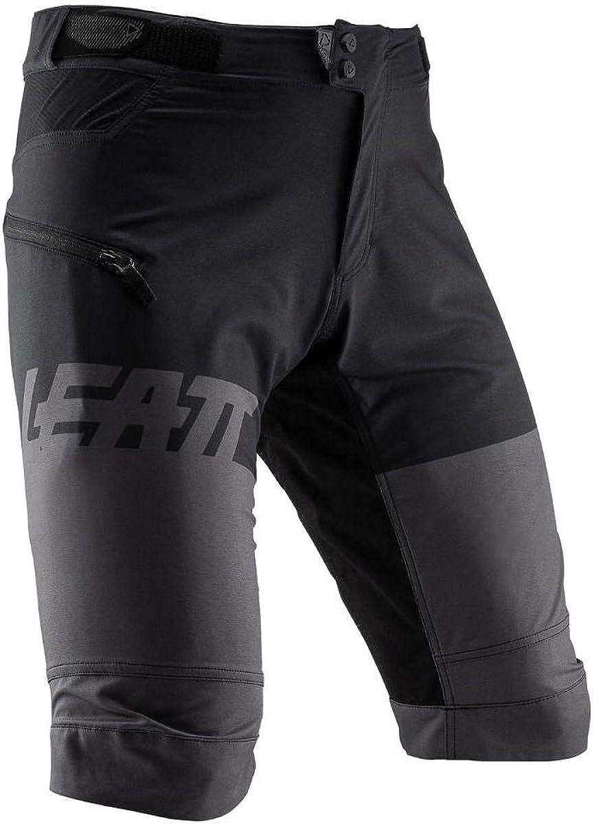 Leatt DBX 3.0 Riding Shorts-Black-34