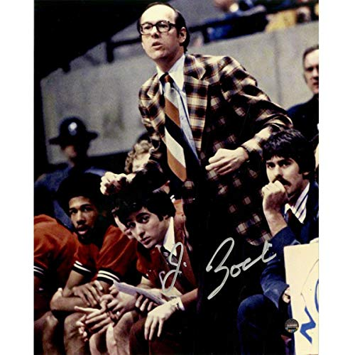 Jim Boeheim Signed Coaching 8x10 Photo - Steiner Sports Certified - Autographed College Photos