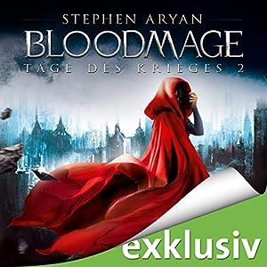 Bloodmage (Tage des Krieges 2) Hörbuch