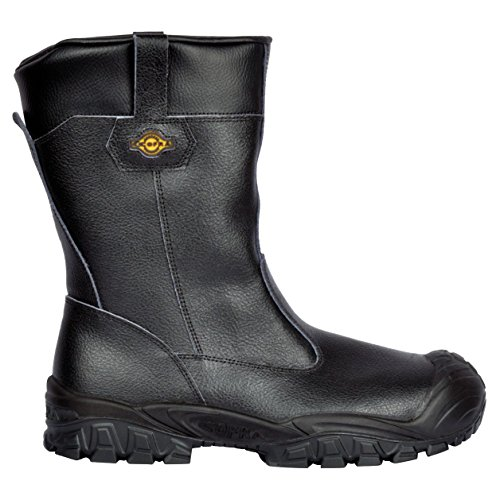"""Cofra NT340–000.w47taglia 47S3SRC """"Guadiana Scarpe di sicurezza, colore: nero"""