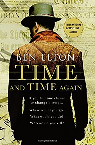 book cover of Time and Time Again