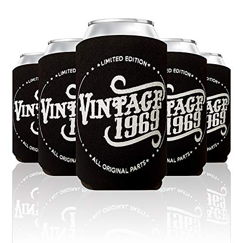 Vintage 1969 Limited Edition 50th Birthday Gift Can