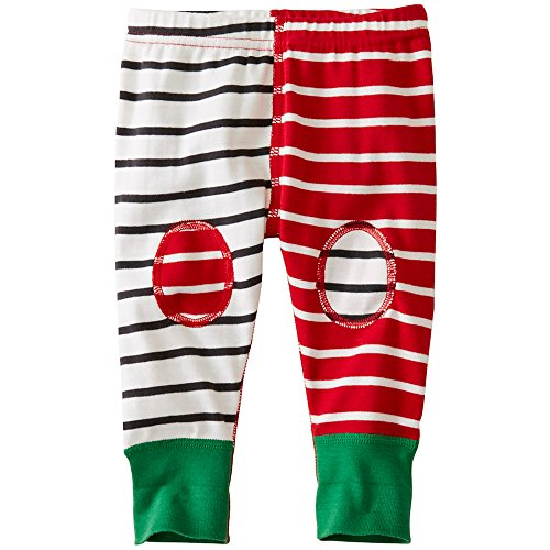 Hanna Andersson Sizes (Hanna Andersson Baby Baby Wiggle Pants In Organic Cotton, Size 70 (9-18 Months), Hanna Red Multi)