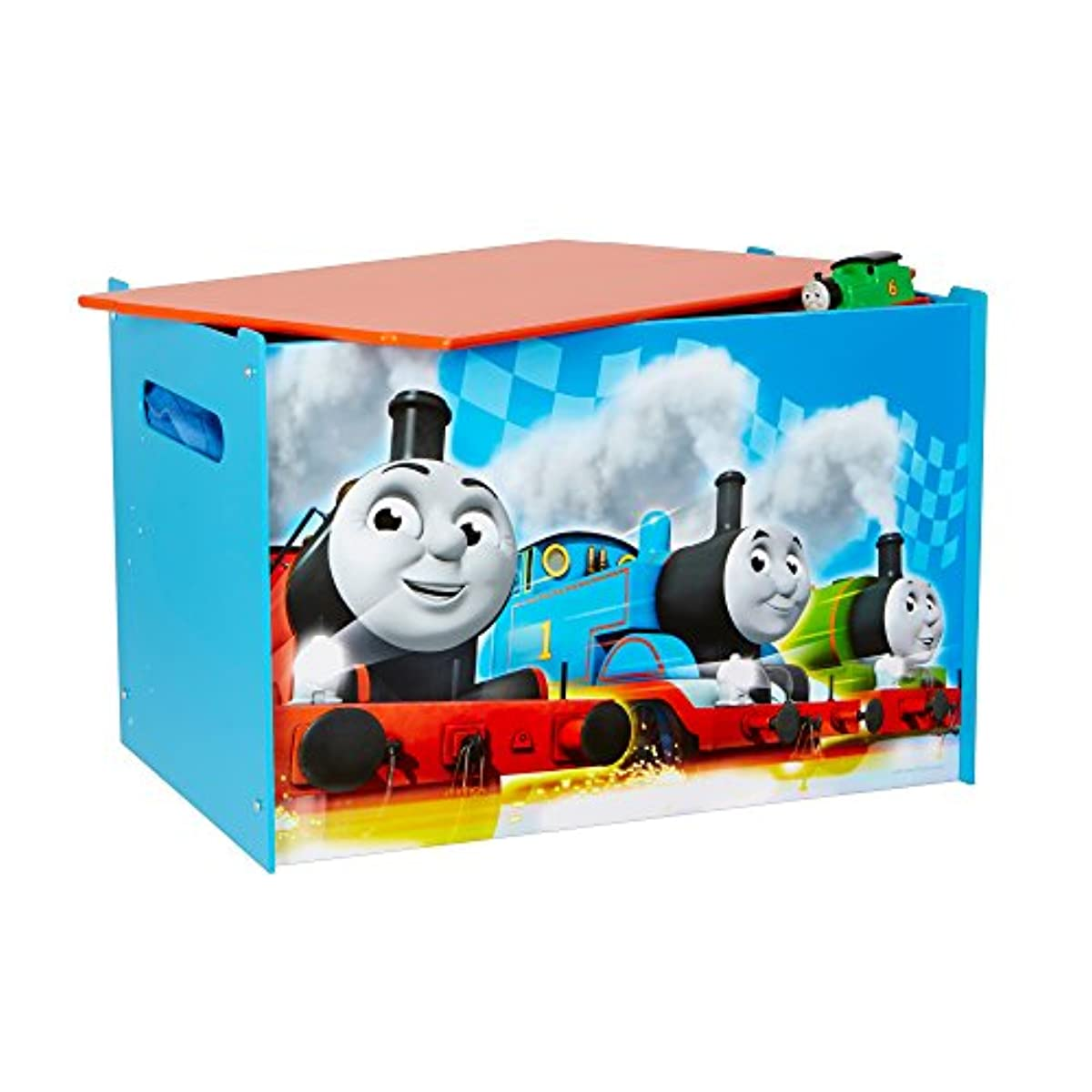 Kids Storage Bench Furniture Toy Box Bedroom Playroom: Thomas And Friends Kid Toy Box Bedroom Storage Chest Bench