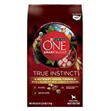Purina ONE SmartBlend True Instinct Natural With Real Turkey & Venison Adult Dry Dog Food – 3.8 lb. Bag Review