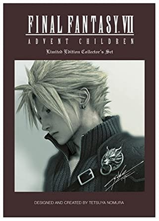 Amazon com: Final Fantasy VII: Advent Children (Limited