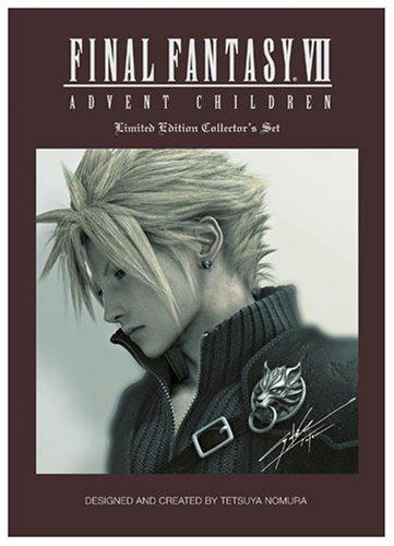 Final Fantasy VII: Advent Children (Limited Edition Collector's Set) (Final Fantasy 7 Advent Children Complete English Sub)