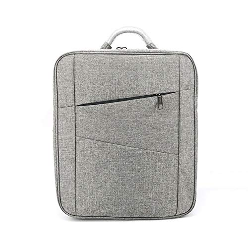 - FidgetFidget Gray Backpack Shoulder Bag Carry Case with Foam for DJI Phantom 3 Pro Aavanced