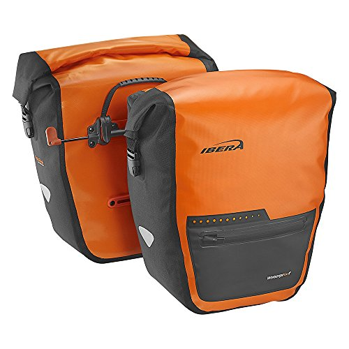 ag - PakRak Clip-On Quick-Release Waterproof Bicycle Panniers (Pair) ()