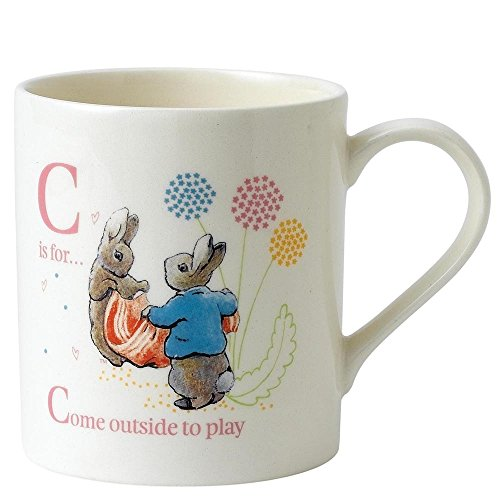 [Beatrix Potter C - Cotton Tail and Peter Mug] (Peter Cotton Tail)