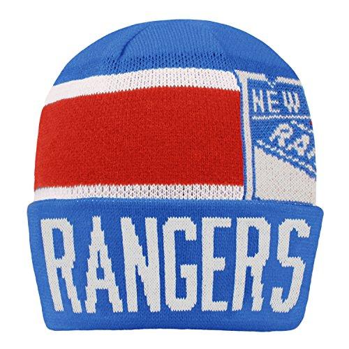 knit rangers hat - 3