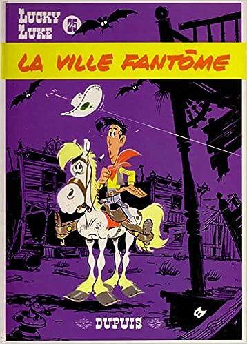 """Résultat de recherche d'images pour """"la ville fantome morris goscinny"""""""